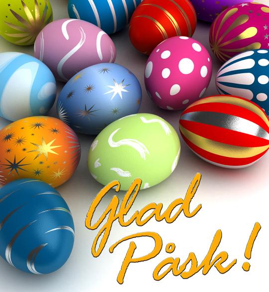 Ägg är näringsbomber – Glad Påsk!