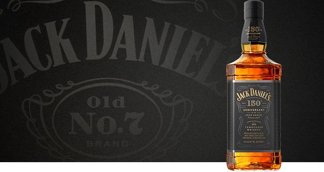 Jack Daniels 150th Anniversery