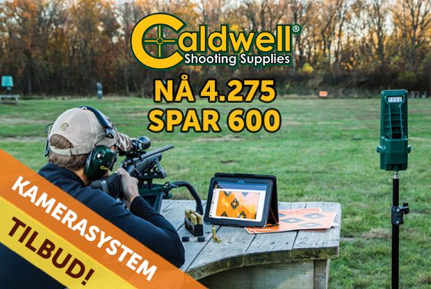 Kamerasystem. Caldwell ballistic precision long range kamerasystem