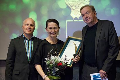ESBRI-priset till Ung Företagsamhet