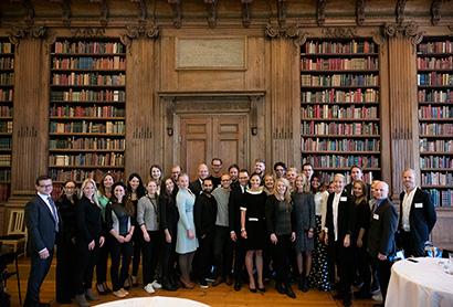 Workshop med Tina Seelig på Kungliga slottet i Stockholm