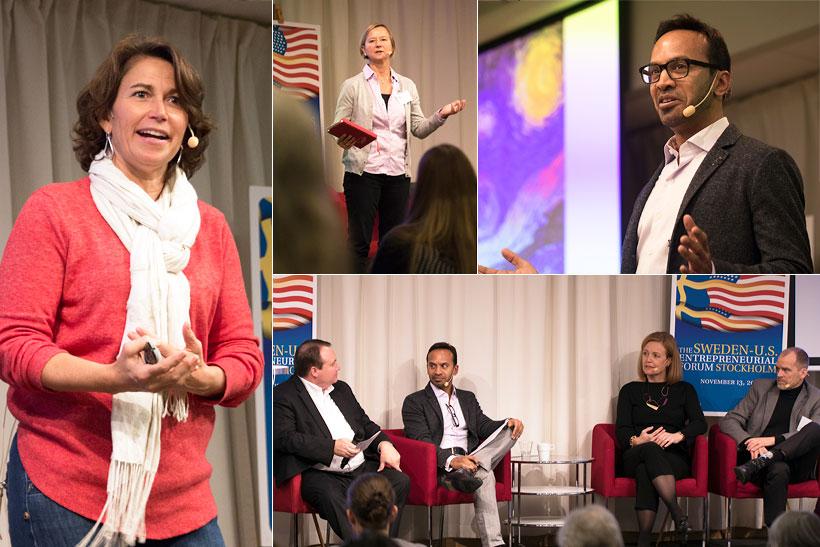 Sweden-U.S. Entrepreneurial Forum 2017