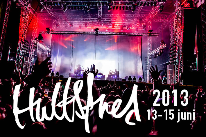 Hultsfred Festival 2013 Lineup Announced & Tickets Info
