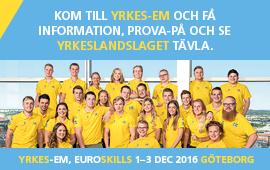 Yrkes-EM i Göteborg