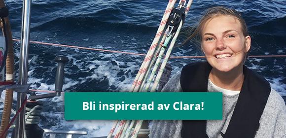 Bli inspirerad av Clara!