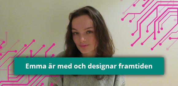 Tjejer & teknik: Emma Nord
