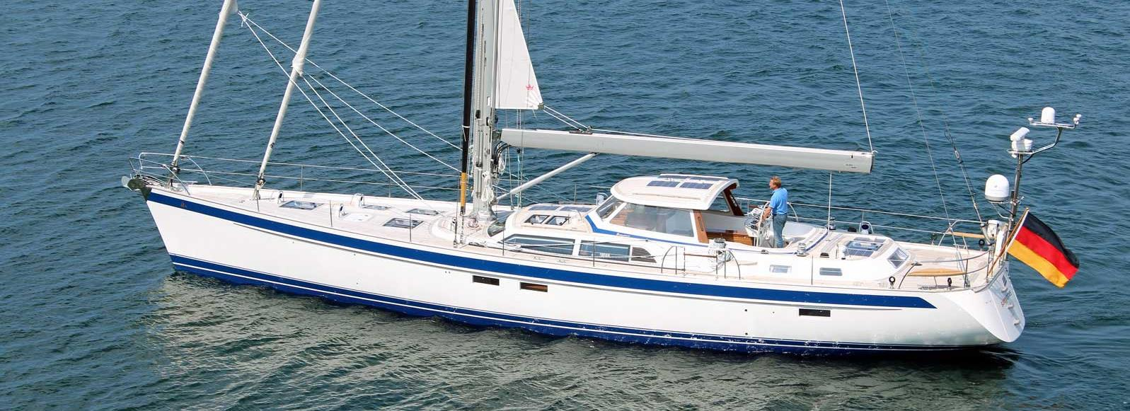 Pre-owned Hallberg-Rassy 64 for sale