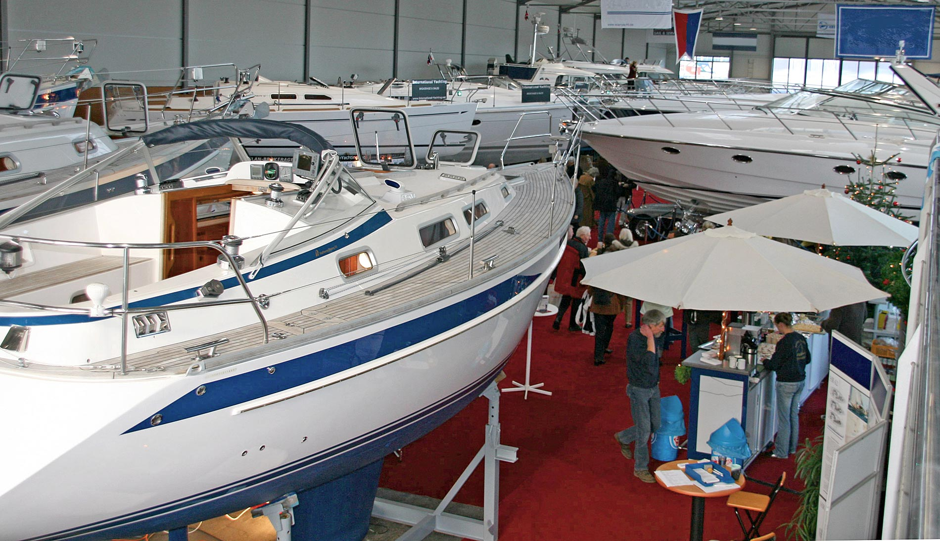 Advent Boat Show