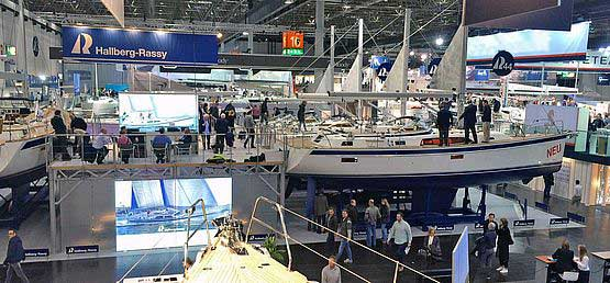 Düsseldorf boat show 19-27 January 2019