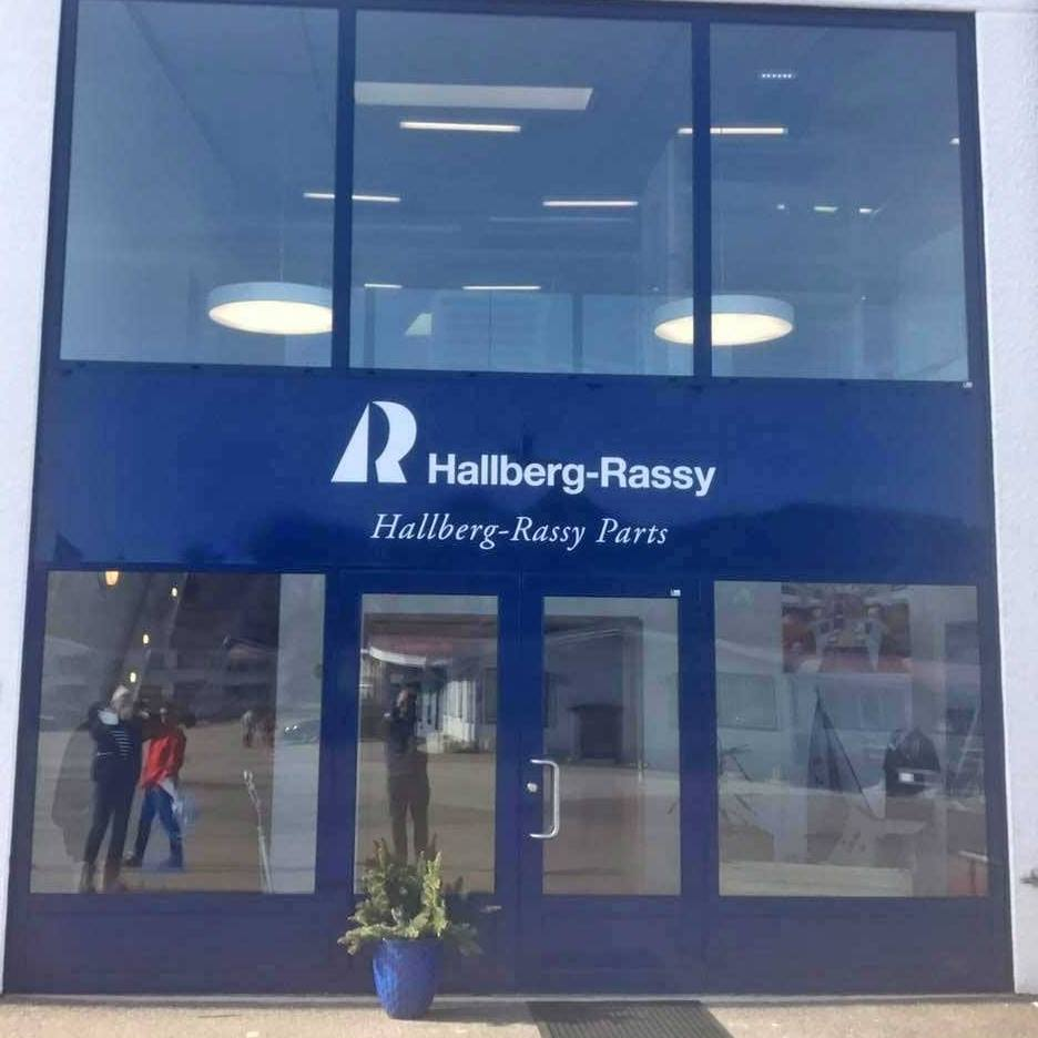 Hallberg-Rassy Parts open the whole summer