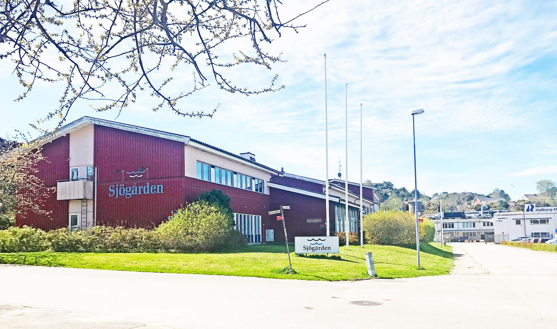 Sjögården opens up again