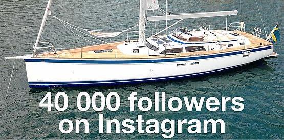 40 000 followers on Instagram