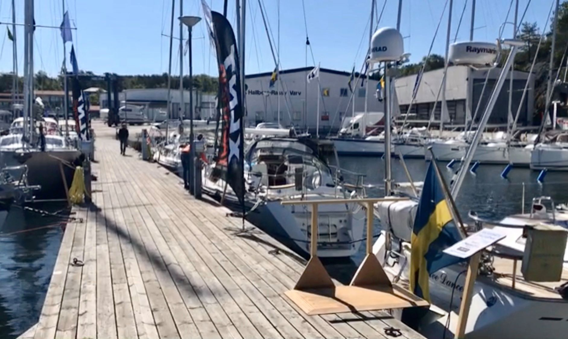 See the 340, 40C, 44 and 57 at open weekend in Ellös 9-10 May 2020