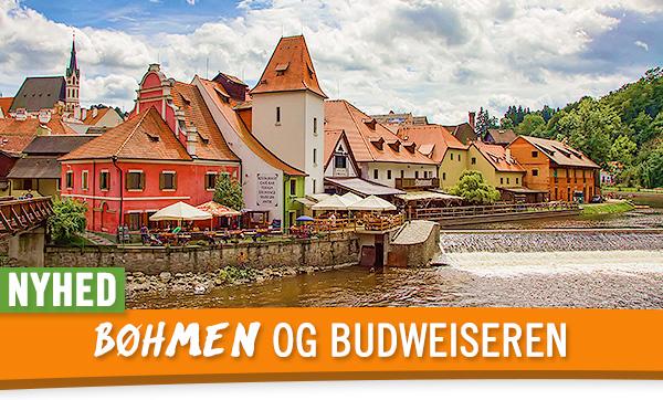 4-stjernede feriedage i Tjekkiet