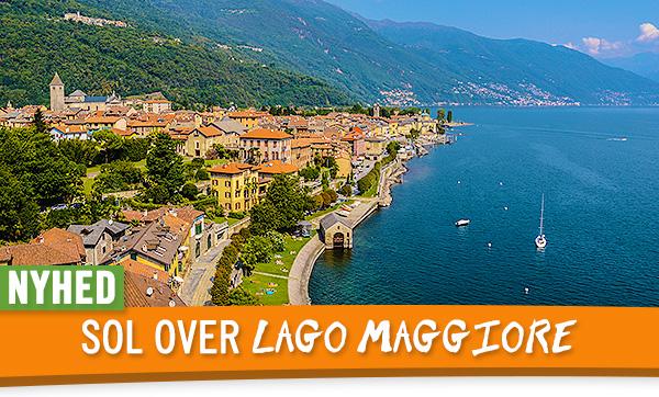 Ferie ved Lago Maggiore – pool & wellness