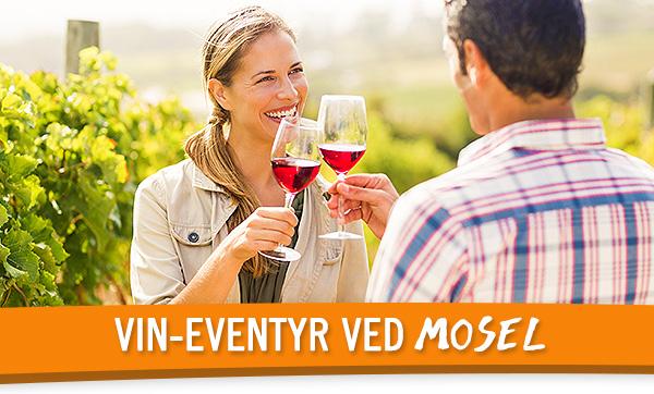 Vinferie ved Mosel – hotel med egen vinkælder