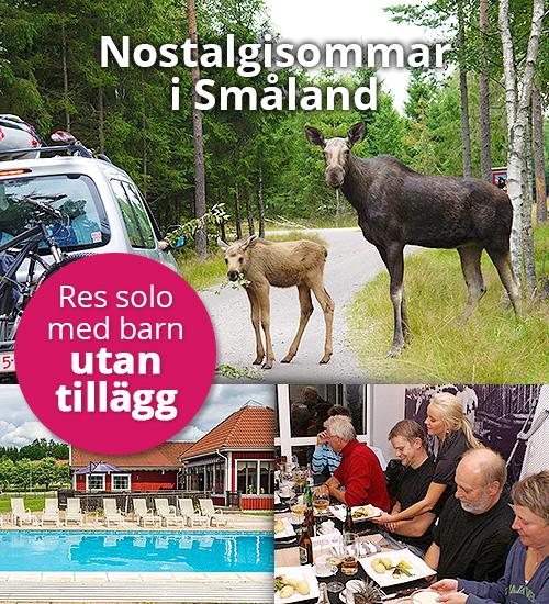 Sommarsemester i Småland – för dig som inte vill resa långt