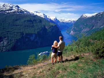 Noruega en verano oficina de turismo de noruega for Oficina de turismo de noruega