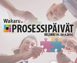 Wakaru Prosessipäivät