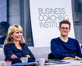 BCI – coach-kouluttaja edelläkävijöille