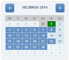 Kurssikalenteri