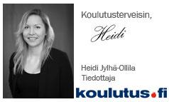 Heidi Jylhä-Ollila