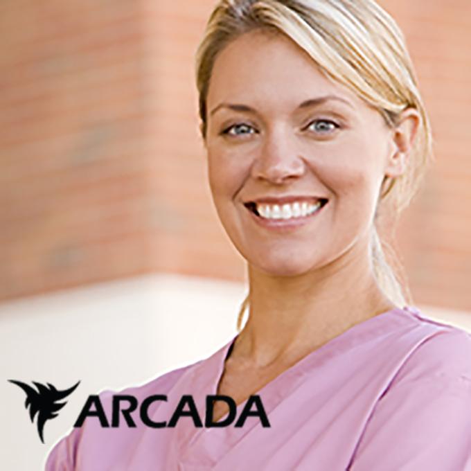 Arcada – Vastaanottotyön koulutus