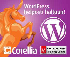 Corellia – WordPress -koulutukset