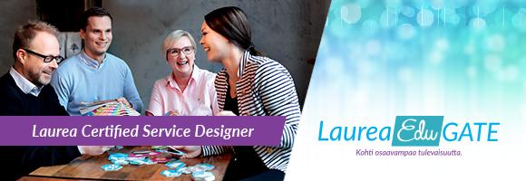Certified Service Designer