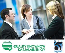 Quality Knowhow Karjalainen – osaaminen on tämän päivän energiaa