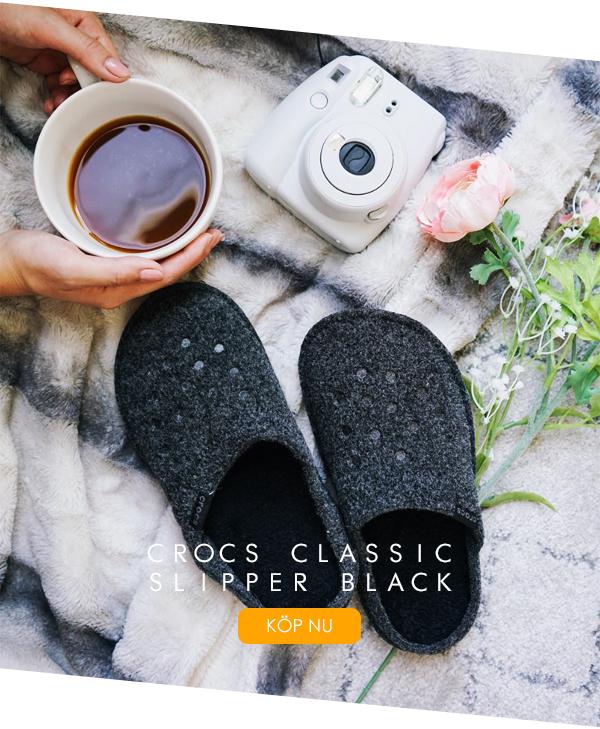 Crocs Classic Slipper Black