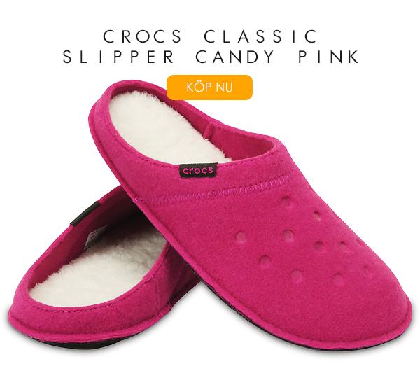 Crocs Classic Slipper Candy Pink