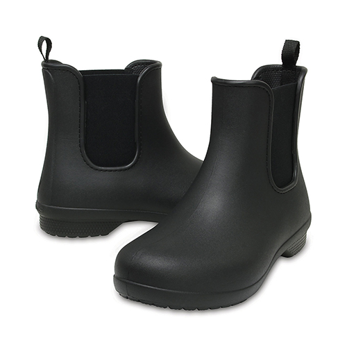 Crocs Freesail Chelsea Boot Black