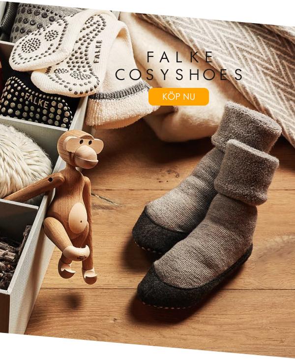 Falke Cosyshoes för hela familjen