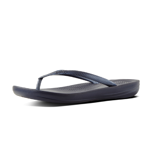 Köp Fitflop IQushion Ergonomic Flip-flops Midnight