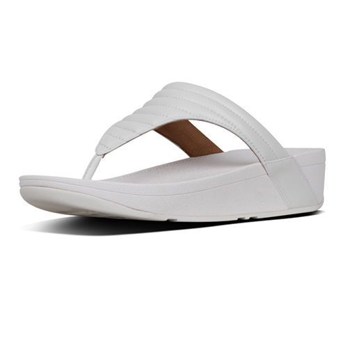 Fitflop Lottie Padded TP Urban White