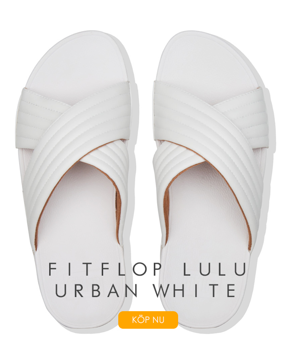 Fitflop Lulu Urban White