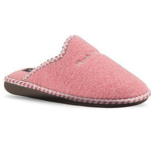 Hush Puppies Slippers Dam Pink