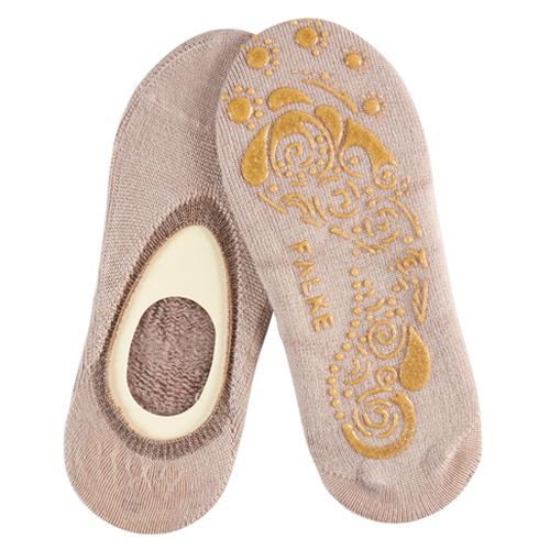 Falke Ballerina No Show Socks Nut Melange