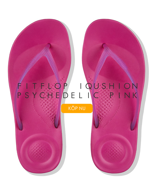 Fitflop IQushion Psychedelic Pink