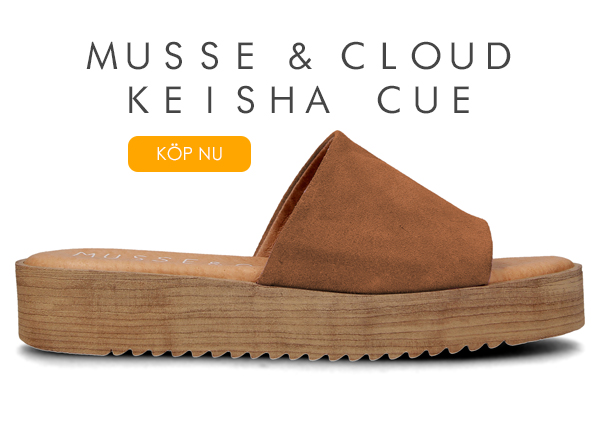 Musse & Cloud Keisha Cue