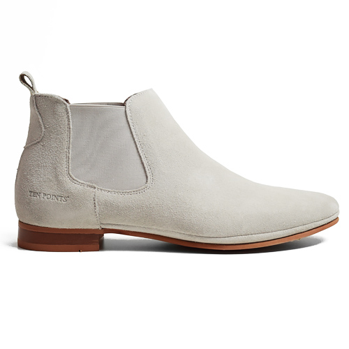 Ten Points Toulouse Elastic Boots Sand