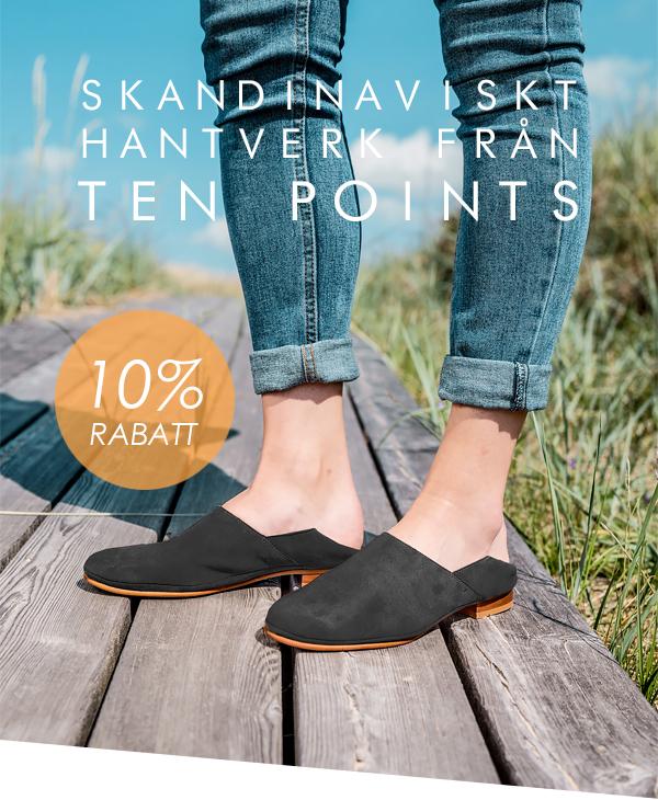Skandinaviskt hantverk från Ten Points
