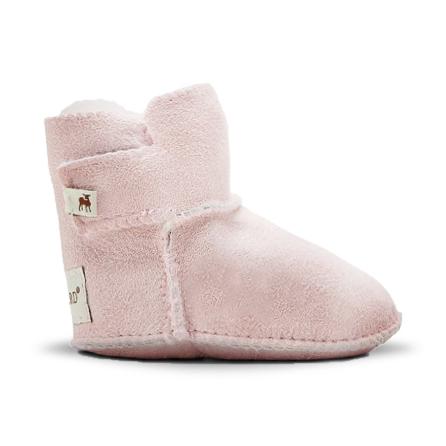 Shepherd Fårskinnstoffel Baby Borås Pink