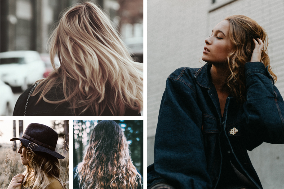 New Natural Ombre - Get inspired