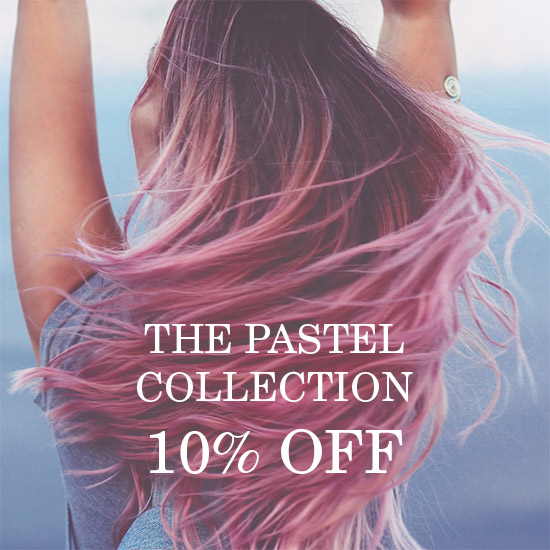 The Pastel Collection 10% off