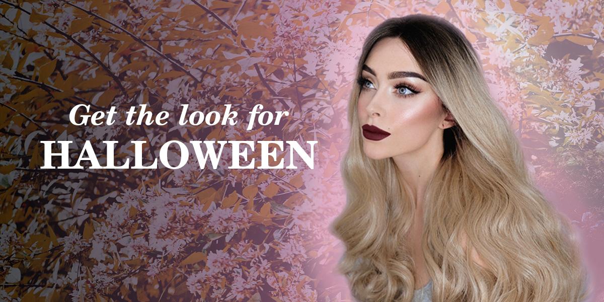 Get the Halloween look