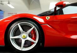 El superdeportivo de Ferrari