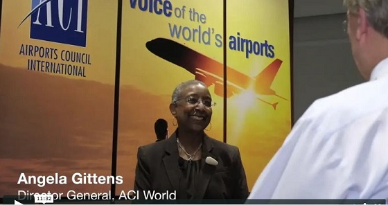 The latest challenges and opportunities in aviation – video interviews with Angela Gittens and Olivier Jankovec from ACI