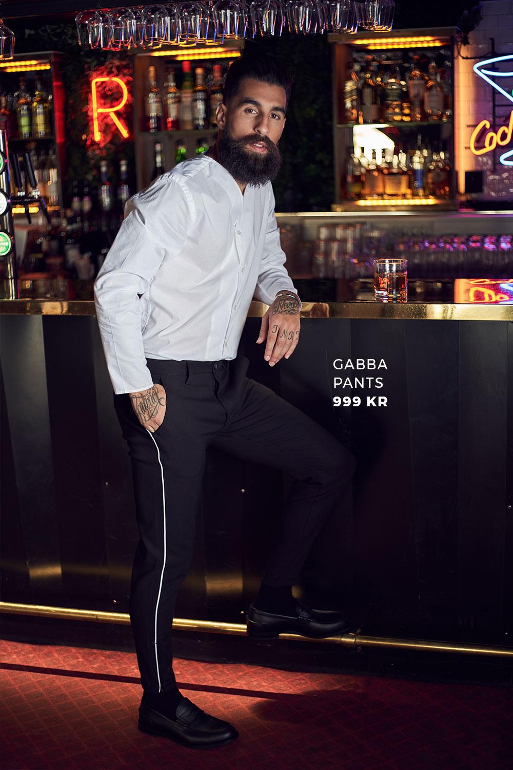 Gabba pants